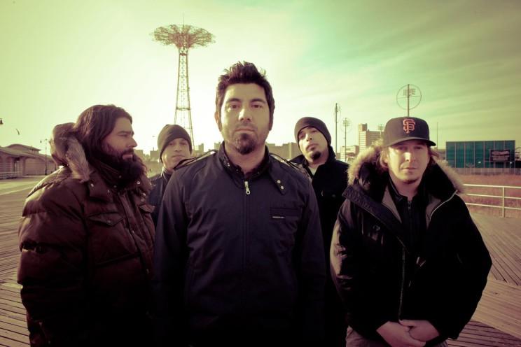 Deftones press 2012