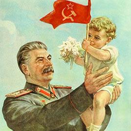 Staline et son futur pot-au-feu