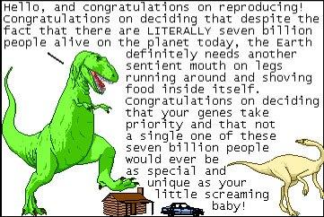 Dinosaures & écologie